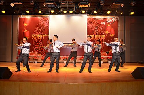 深圳热门年会节目舞蹈编排图片