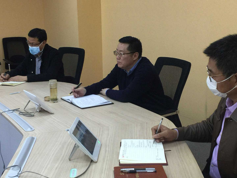 公司第四督导组参加平凉分公司党总支专题组织生活会